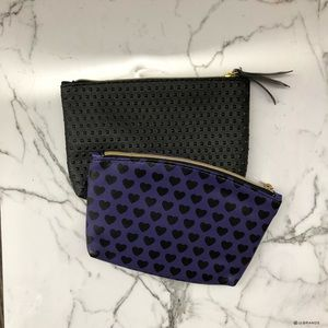 2 Ipsy Cosmetic Bags